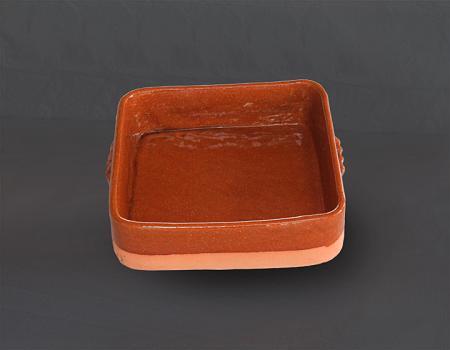 Asador rectangular