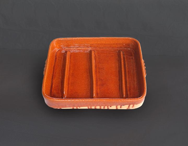 Asador rectangular para cochinillo - 1