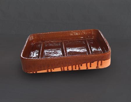 Asador rectangular para cochinillo