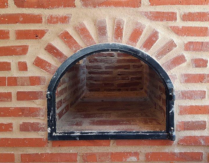 Montaje de horno paso a paso - 1 - 2 - 3 - 4